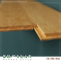 Natural processing bamboo flooring tiles floor