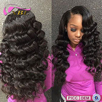 XBL Mink Human Hair New Loose Deep Hair Style Malaysian Virgin Hair