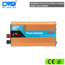 High quality grid tie inverter 12v 24v 48v dc 110v 220v ac 1000 1500 3000 watt power inverter with competitive price