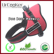 Pet products comfortable dog body harness for large dog