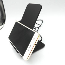 Fast wireless phone charging stand fashion mobile charger for all smart phones