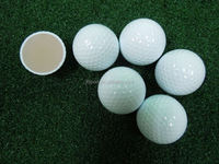 golf home&office decorative customized golf balls water soluble golf ball