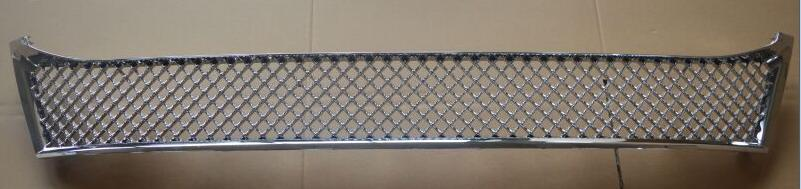 High Quality New ABS Chrome Bumper Grille for 2014 Toyota Corolla