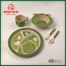 Eco-friendly latest dinner set with popular design