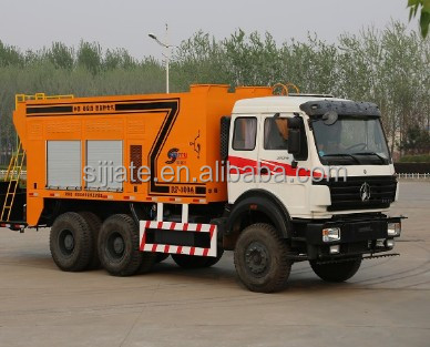 Economic slurry seal truck RF-100A for sale