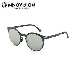 High Quality Eyewear Mirror Coating Sunglasses Women Glass Polarized Sunglasses