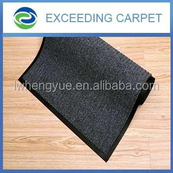 PVC backing ribbed entrance mat