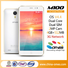 Super Cheap Cheapest ever 5 inch M100 MTK6572 Dual core Smartphone 2MP Camera Android 4.4 3G Unlocked Cell Phone