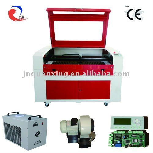 China High-speed Laser textile processing machinery QX-1290
