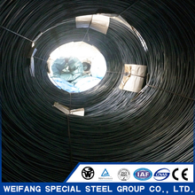 Hot Rolled SAE1045 Quality Carbon Steel Wire Rod Coil