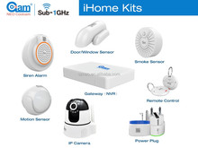 2016 Wireless RF Home Automation System Solution