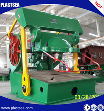 Inner tube curing press for tire making