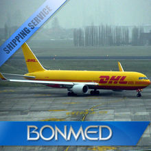 DHL express courier service from china to USA Canada uk alibaba express