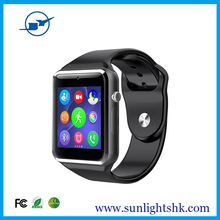 2015 New Bluetooth Smart Wearable Devices Camera Watch Phone S69,Cheap Smart Watch for student