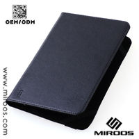 Wholesale Competitive Price Folio PU Leather Case for ipad 2/3/4 with 360 Degree Rotation