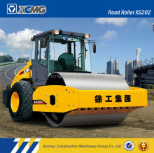 XCMG official manufacturer XS222 22ton vibrating road roller(more models for sale)