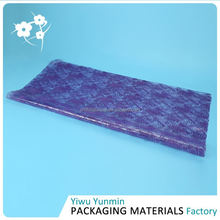 Factory Sale OEM design Crystal Fiberglass feather plastic packing film papcking paper