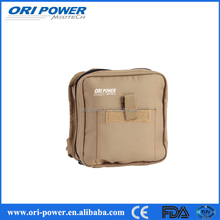 OP HOT SELL ISO CE FDA approved best quality multi-function portable army medical first aid bag