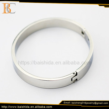couple stainless steel bracelets materials 304 stainless steel gift jewelry