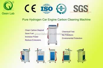 HHO Engine Carbon Cleaning Machine OEM
