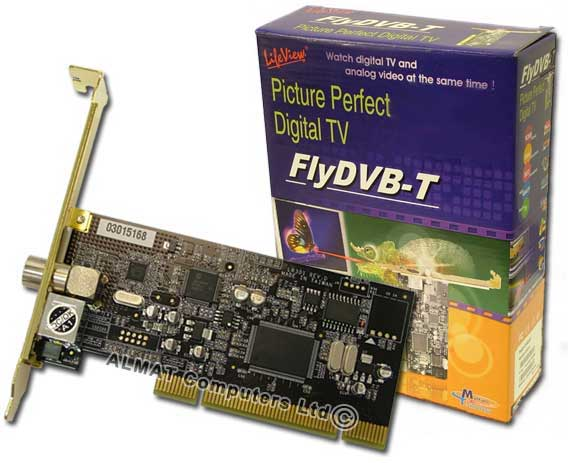 Lifeview Fly DVB-T receiver