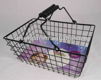 SMALL COSMETIC SHOPPING BASKET