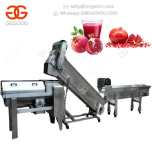 Commercial Pomegranate Peeling Deseeding Deseeder Pomegranate Seed Removing Machine