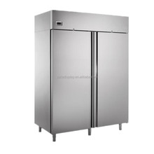 2018 Economical Design 2 Door Upright Vertical Deep Freezer Price