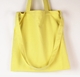 High Quality Promotional Colorful Cotton Canvas Tote Shopping Handle Bags