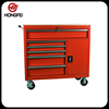 Wholesale customized color SPCC cold steel tool box trolley