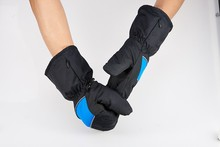 electric heated inner liner gloves/rechargeable battery thermo gloves