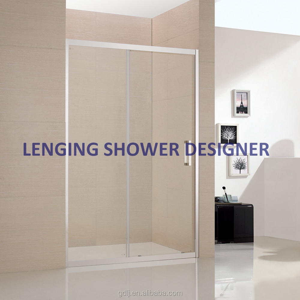 304 stainless steel glass bath shower screen price