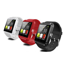 Factory U8 kids bluetooth wrist smart watch waterproof smartwatch phone with Camera gps SOS