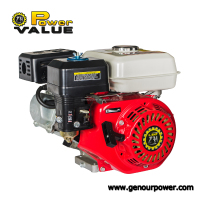 Power Value Gasoline engine 168F 4 stroke 6.5hp 200cc hot sale