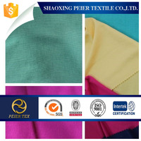 cotton knitting fabric with stretch for ladies dress