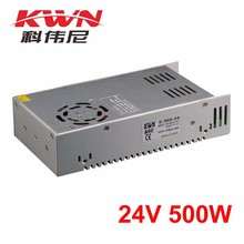 20amp 24v 500w Switching Power Supply for LED Lighting and cctv Camera