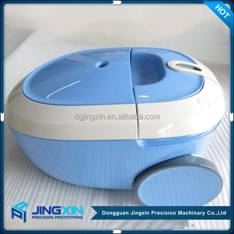 Jingxin Custom CNC Machining Plastic Vacuum Cleaners Household Appliance Rapid Prototyping