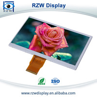 400 Contrast ration 800x480 resolution 7 inch panel lcd module