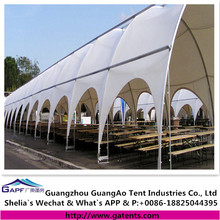 Low price latest etfe membrane structure tent