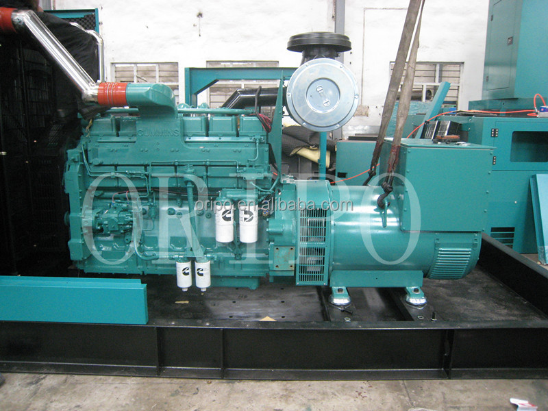 1000kVA Diesel Generator Price, Cummins Engine KTA38-G5