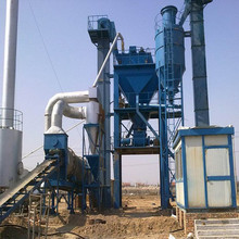 Small Production LB500 Stationary Hot Mix Asphalt Plant