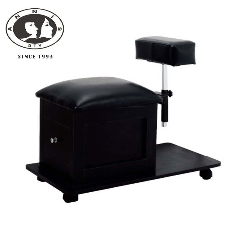 Wholesale factory supplies simple design with 1-year warranty height adjustable pedicure chair