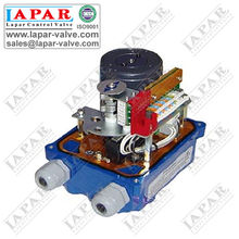 HQ006 Electronic Actuator for Valves - Lapar Valve
