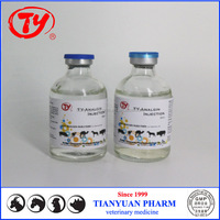 Fever Medicine 30% Metamizole Sodium Analgin Injection for Animals