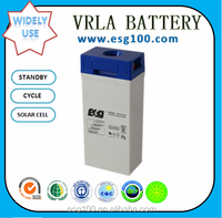 Deep Cycle Solar Panel GEL Battery 2V 300Ah for Solar System Power