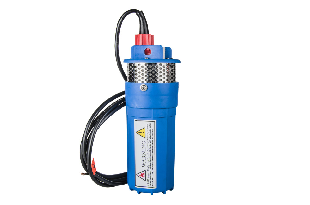 Singflo 6LPM 24 volt solar submersible water pump/solar powered water pump/solar water pump system