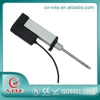 Mini Low Voltage Linear Actuator With Compact DC Motor
