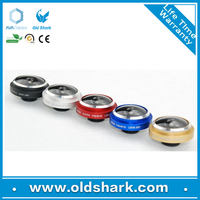 OldShark Factory Price 235 degree Super Fisheye Lens with High quality lanthanide optics glass Camera Smartphone lens