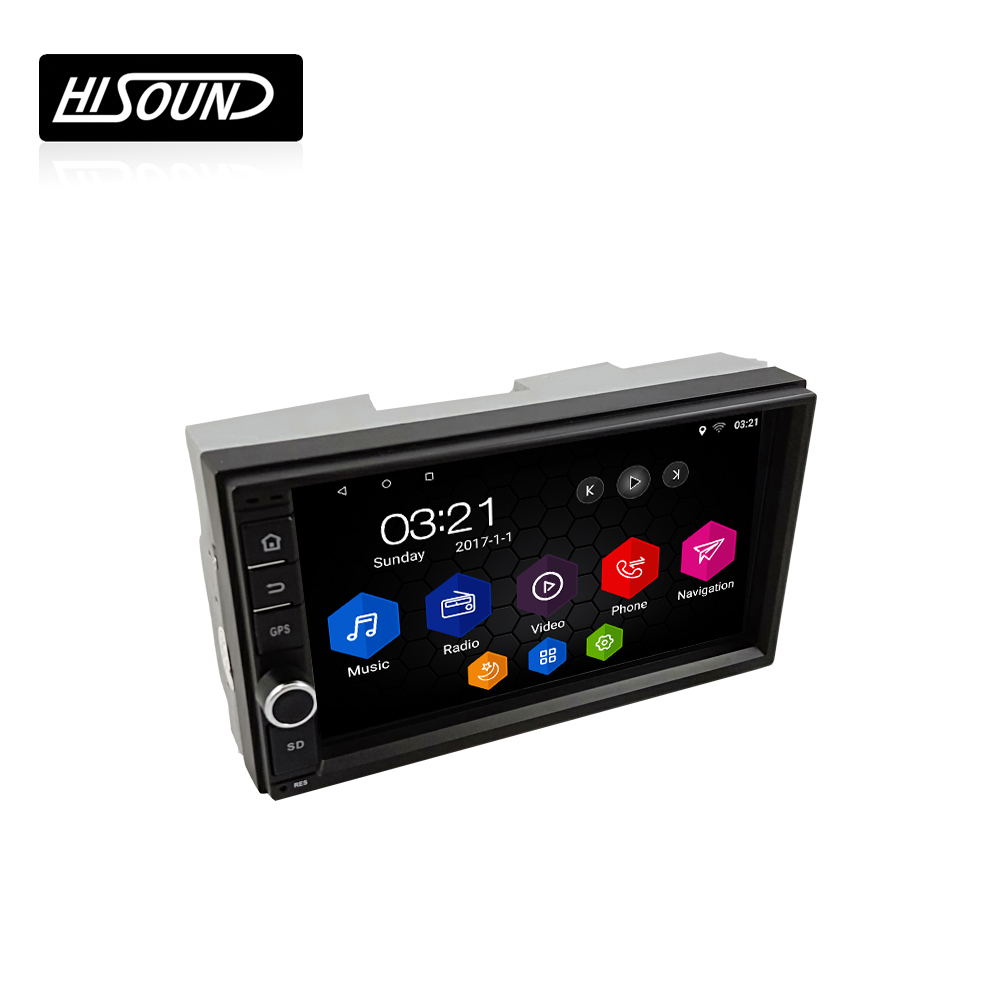 Android 7.1 quad core 7 inch Multi-Touch Capacitive Screen car mp5 <strong>player</strong>