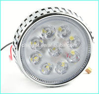 4 inch Round LED Light, STOP/TURN/TAIL light truck
